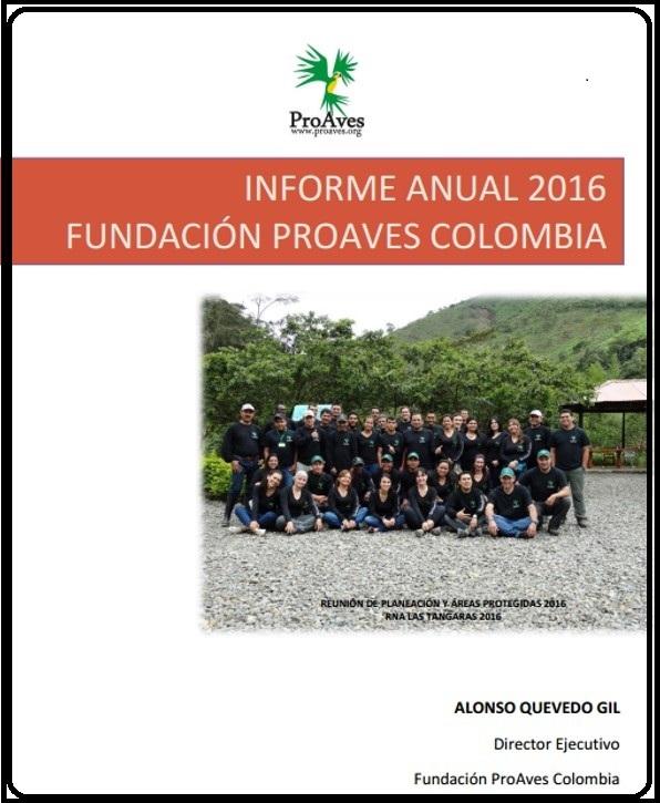Portada informe anual