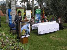 Doctora Sandra Suárez, ministra de Ambiente, Vivienda y Desarrollo Territorial